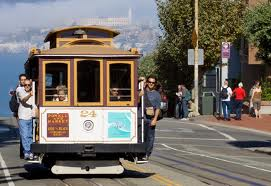 San Francisco Cable Car Image Credit: commons.wikimedia.org