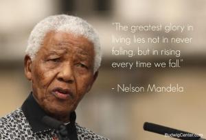 Nelson Mandela July 18, 1918 - December 5, 2013