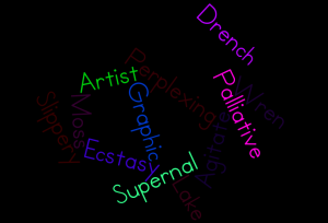 Mindlovemisery's Menagerie - Wordle #8
