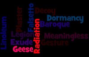 Mindlovemisery's Menagerie - Wordle #22