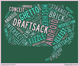 Mindlovemisery's Menagerie - Wordle #41